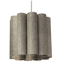 Dainolite SAN201-PC-2423 Sandra 1 Light 19 inch Polished Chrome Pendant Ceiling Light photo thumbnail
