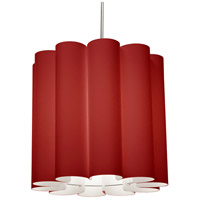 Dainolite SAN201-PC-795 Sandra 1 Light 19 inch Polished Chrome Pendant Ceiling Light photo thumbnail