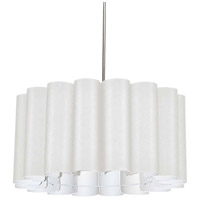Dainolite SAN244-PC-2400 Sandra 4 Light 24 inch Polished Chrome Pendant Ceiling Light