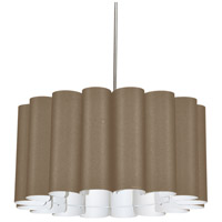 Dainolite SAN244-PC-842 Sandra 4 Light 24 inch Polished Chrome Pendant Ceiling Light