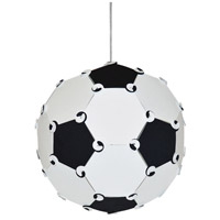 Soccer Ball Pendant Ceiling Light
