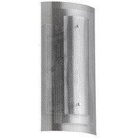 Dainolite Umbra 2 Light Wall Sconce in Polished Chrome UM-62W-PC