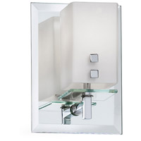 Dainolite Lighting Frosted Glass 1 Light Vanity in Polished Chrome  V099-1W-PC photo thumbnail