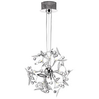 Venus 18 Light 26 inch Polished Chrome Chandelier Ceiling Light