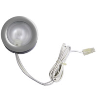 Dainolite Lighting Xeno 1 Light Pot Light in Satin Chrome  XENO-89-SC