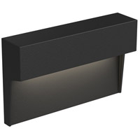 DALS Lighting LEDSTEP001D-BK Step 001 Series 120V 3.5 watt Black Step Light