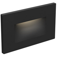 DALS Lighting LEDSTEP005D-BK Step 005 Series 120V 3.5 watt Black Step Light