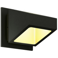 DALS Lighting LEDWALL004D-BK Wall 004 Series 1 Light 5 inch Black Indoor-Outdoor Sconce Trapezoidal Up and Down Projection