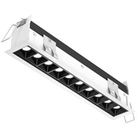 DALS Lighting MSL10-3K-WH Msl Series White Recessed Mini Spots Fixture
