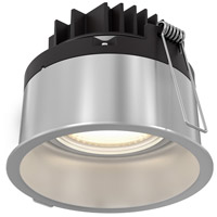 DALS Lighting RGM4-3K-SN Regressed Satin Nickel Gimbal Recessed Light