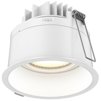DALS Lighting RGM4-3K-WH Regressed White Gimbal Recessed Light