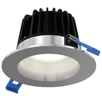 DALS Lighting RGR4-3K-SN Rgr Series Satin Nickel Baffle Recessed Light Round