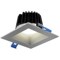 DALS Lighting RGR4SQ-3K-SN Rgr Series Satin Nickel Baffle Recessed Light Square