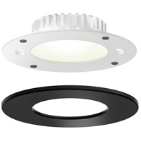 DALS Lighting RTF4-3K-BK Rtf Series Black Retrofit Recessed Light