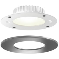 DALS Lighting RTF4-3K-SN Rtf Series Satin Nickel Retrofit Recessed Light