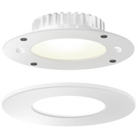 DALS Lighting RTF4-3K-WH Rtf Series White Retrofit Recessed Light