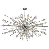 Decovio 13420-PC31 Norriton 31 Light 72 inch Polished Chrome Chandelier Ceiling Light