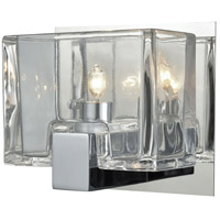 Polished Chrome Dobbs Bathroom Vanity Lights