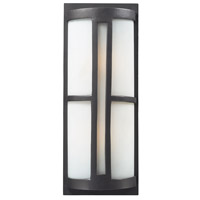 Decovio 14206-G2 Hyde 2 Light 22 inch Graphite Outdoor Sconce