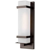 Decovio 16829-ABEO1 Concord 1 Light 14 inch Antique Bronze Outdoor Wall Lantern