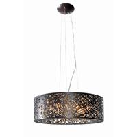 Decovio 16298-BCX9 Troy 9 Light 24 inch Bronze Single Pendant Ceiling Light