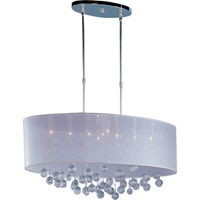 Decovio 16334-PCX9 Lawrence 9 Light 14 inch Polished Chrome Pendant Ceiling Light