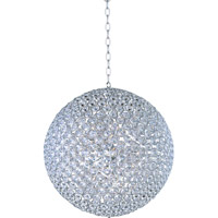 Decovio 16393-PCCX15 Harborcreek 15 Light 36 inch Polished Chrome Pendant Ceiling Light