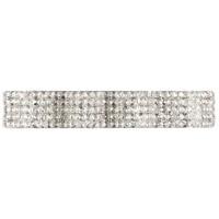 Decovio 13123-CCR4 Schuyler 4 Light 27 inch Chrome Wall sconce Wall Light