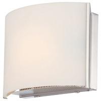 Decovio 15070-CWOH1 Manlius 1 Light 7 inch Chrome Vanity Light Wall Light