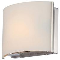 Decovio 15070-SNWOH1 Manlius 1 Light 7 inch Satin Nickel Vanity Light Wall Light