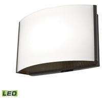 Decovio 15100-OBOL1 Manlius LED 7 inch Oiled Bronze Vanity Light Wall Light
