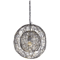 Decovio 10871-1 Westmont 1 Light 19 inch Pendant Ceiling Light