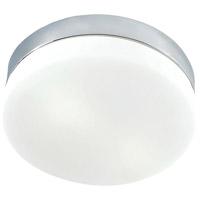Decovio 15106-MGWO2 Delano 2 Light 9 inch Metallic Grey Flush Mount Ceiling Light Medium