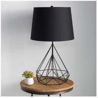 Decovio 11486-P1 Kutztown 29 inch 100 watt Painted Table Lamp Portable Light alternative photo thumbnail