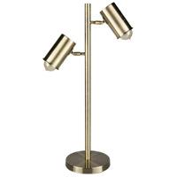 Decovio 11612-2 Folcroft 28 inch 40 watt Swing Arm Table Lamp Portable Light