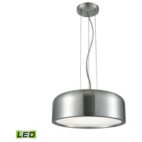 Decovio 15140-AWAL1 Stockport LED 14 inch Aluminum Pendant Ceiling Light