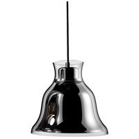 Decovio 15161-CC1 Frenchcreek 1 Light 8 inch Chrome Pendant Ceiling Light