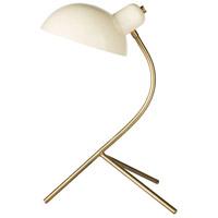 Decovio 12622-W1 Gallagher 20 inch 40 watt Beige Table Lighting Portable Light