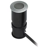 Decovio 15167-MGFL1 Webb Integrated LED Metallic Grey Button Light