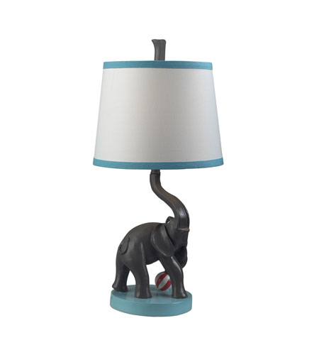 Dimond Lighting Eliza 1 Light Table Lamp in Gloss 112-1108 photo