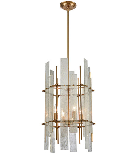 Dimond Lighting Metal Glass Ceiling Chandeliers