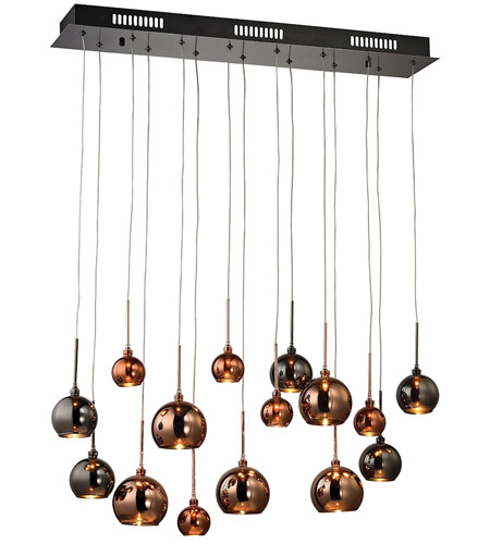 Dimond lighting 1142 011 nexion 15 light 28 inch black chrome dimond lighting 1142 011 nexion 15 light 28 inch black chrome chandelier ceiling light mozeypictures Image collections