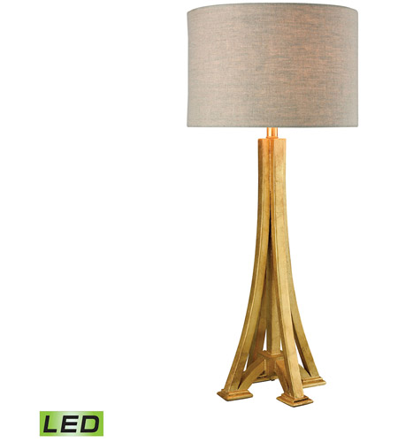 Dimond lighting 1202 003 led lexpo 31 inch 95 watt antique gold dimond lighting 1202 003 led lexpo 31 inch 95 watt antique gold leaf table aloadofball Image collections