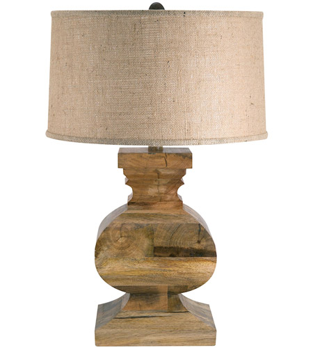 Block Table Lamps