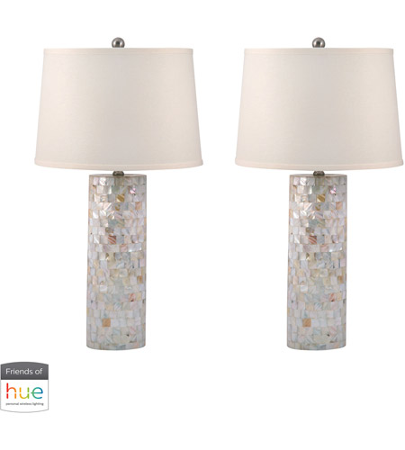 Mother Of Pearl Table Lamps