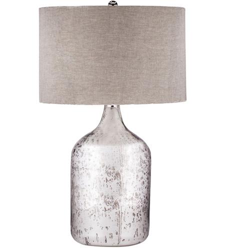 Dimond Lighting 8983 023 Jug 32 Inch 150 Watt Antique Mercury Glass Table Lamp Portable Light In Incandescent