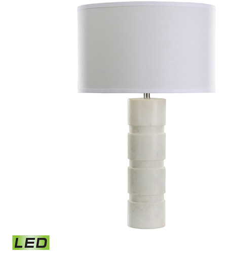 Dimond Lighting 8989 002 Led Round Stacked 26 Inch 9 5 Watt White