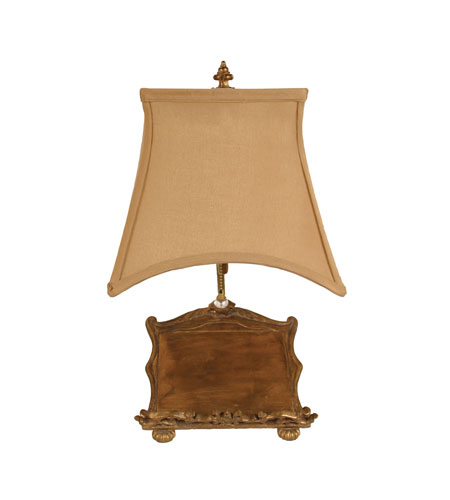 Dimond Lighting Illuminated Wood 1 Light Table Lamp 93-784 photo