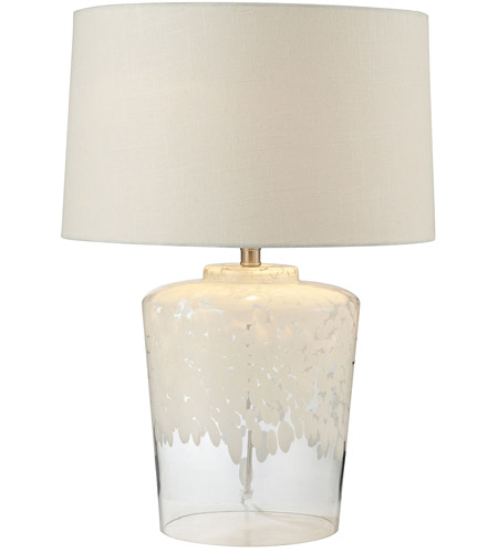 Dimond lighting 979005 flurry frit well 25 inch 15 watt clear table dimond lighting 979005 flurry frit well 25 inch 15 watt clear table lamp portable light aloadofball Choice Image