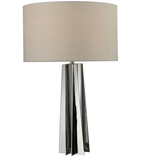 Dimond Lighting D2421 Ranick 16 Inch 150 Watt Chrome With Clear